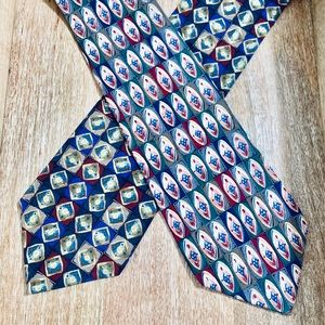 Mens Tie Set Alexander Julian Bundle of 2
